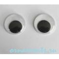 Глаза (бегающие 25 пар -18мм)