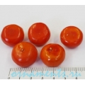 Фрукты, мандарин 23мм ( 10 шт.)