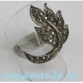 кольцо (металл черный)